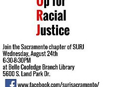 SURJ Open Meeting 8-24-16