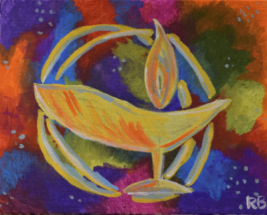 chalice_painting_raven_sanctuariesdc
