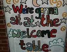 welcome-table-sign