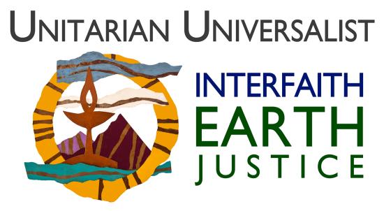 Unitarian Universalist Interfaith Earth Justice Logo