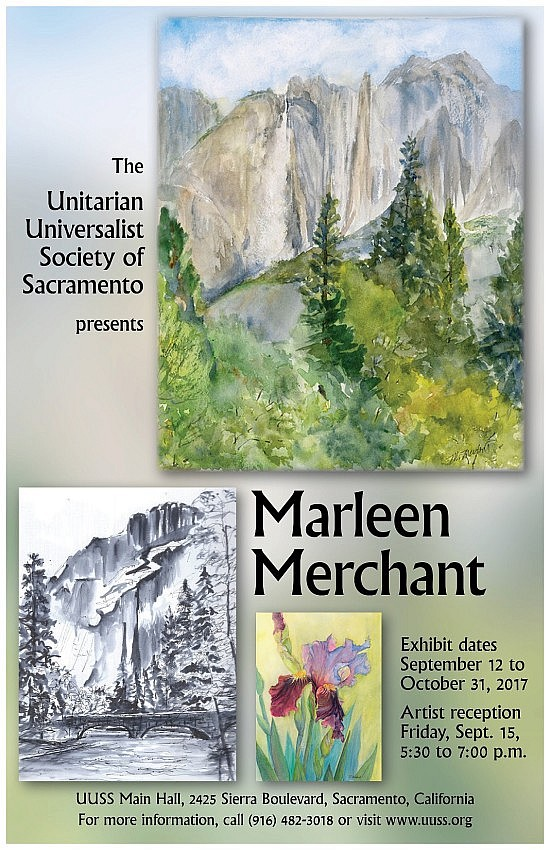 Merchant Poster 11x17