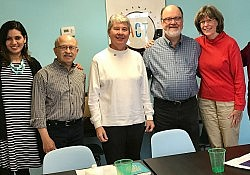 Research meeting with Sacramento Climate Coalition November 2017