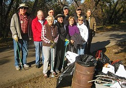 Parkway Cleanup 12-9-17-2