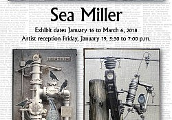 Sea Miller Poster 11x17
