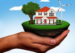 Sustainable energy home